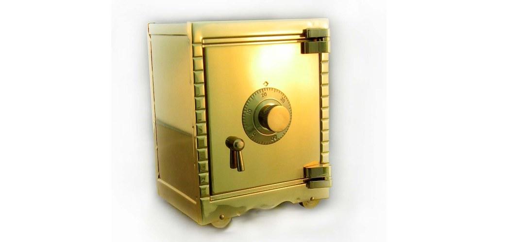 Золотой сейф картинки