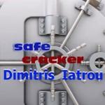 Safe Cracker Δημήτρης Ιατρού
