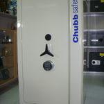 CHUBB SAFE 1.20 GRADE I (S.G 6120) μεταχειρισμένο χρηματοκιβώτιο