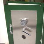 ASIM SAFE Vintage safe